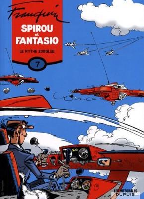 "Afficher ""Spirou et Fantasio Le mythe Zorglub"""
