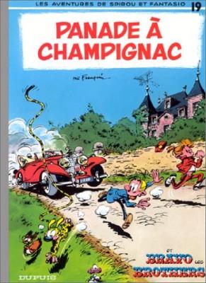 """Afficher """"Les Aventures de Spirou et Fantasio n° 19 Panade à Champignac"""""""