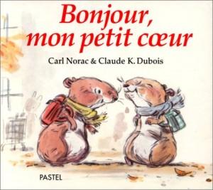 """Afficher """"Bonjour, mon petit coeur"""""""
