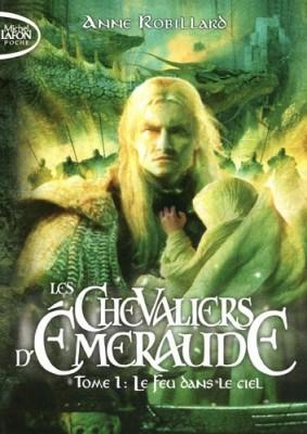 """Afficher """"Les Chevaliers d'Émeraude n° 1 Le Feu dans le ciel"""""""