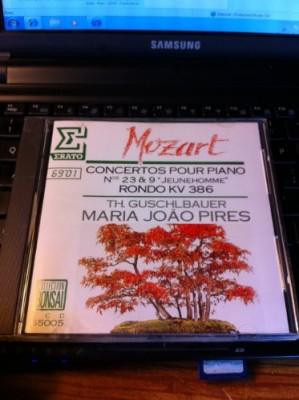 """Afficher """"Concerto n  9, KV 271 pour piano et orchestre en mi bémol majeur (33 min 29 s)"""""""