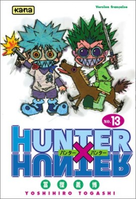 "Afficher ""Hunter x Hunter n° 13"""