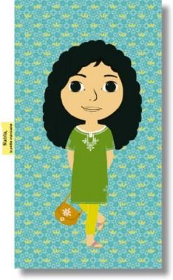 "Afficher ""Nabila, la petite Marocaine"""