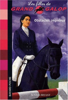 """Afficher """"Les filles de Grand galop n° 8 Obstacles imprévus"""""""