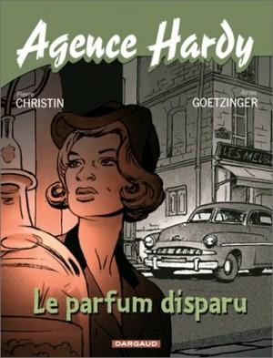 vignette de 'Agence Hardy<br /> Le Parfum disparu (Pierre Christin)'