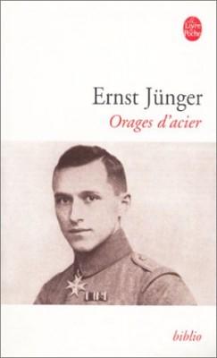 vignette de 'Orages d'acier (Ernst Jünger)'