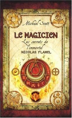 """Afficher """"Les secrets de l'immortel Nicolas Flamel n° 2 Le magicien"""""""