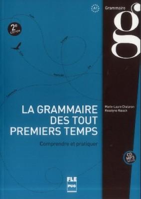 """Afficher """"La grammaire des tout premiers temps, A1"""""""