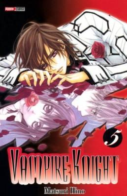 """Afficher """"Vampire Knight n° 5 Vampire knight"""""""
