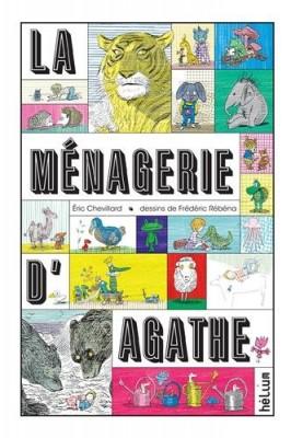 """Afficher """"La ménagerie d'Agathe"""""""
