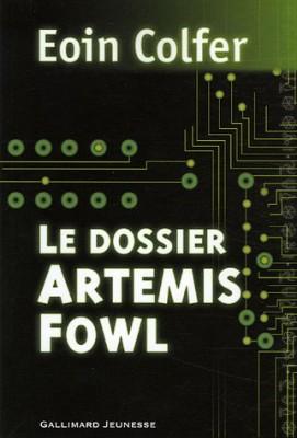 """Afficher """"Le dossier Artemis Fowl"""""""