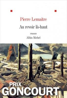 vignette de 'Au revoir là-haut (Pierre Lemaitre)'