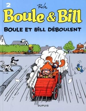 "Afficher ""Boule et Bill n° 02"""