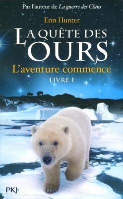 """Afficher """"La quête des ours n° 1 L'aventure commence"""""""