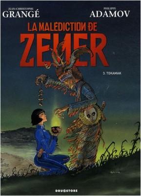 """Afficher """"La Malédiction de Zener n° 3 La malédiction de Zener"""""""