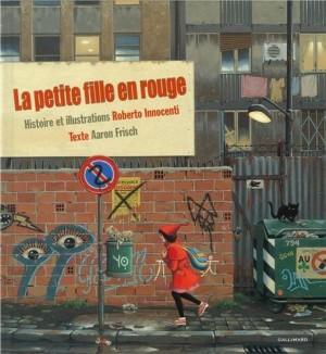 """Afficher """"La petite fille en rouge"""""""