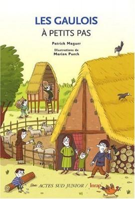 """Afficher """"Les Gaulois à petits pas"""""""