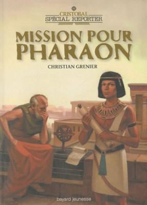 "Afficher ""Cristobal, spécial reporter Mission pour Pharaon"""