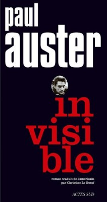 """Afficher """"Invisible"""""""