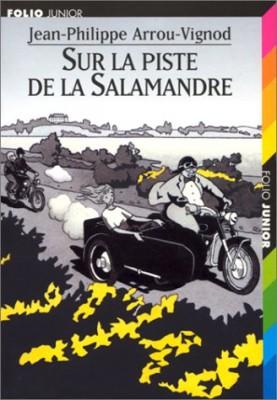 """Afficher """"Sur la piste de la salamandre"""""""