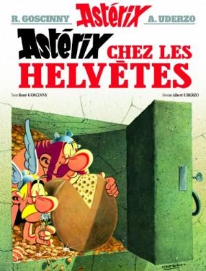 """Afficher """"Astérix n° 16 Astérix chez les helvètes"""""""