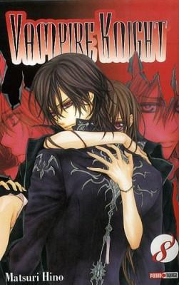 """Afficher """"Vampire Knight n° 8 Vampire knight"""""""