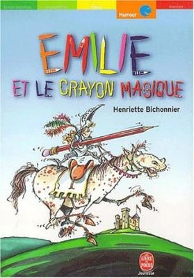 """Afficher """"Émilie et le crayon magique"""""""