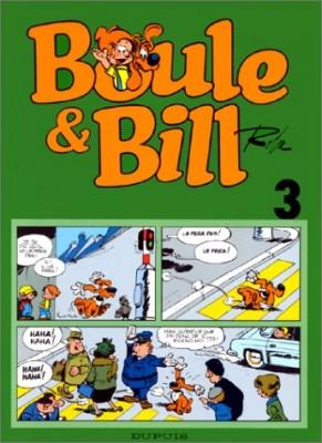 """Afficher """"Boule & Bill n° 3"""""""