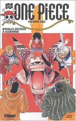 "Afficher ""One piece n° 20 One Piece. 20, Bataille décisive à Alubarna"""