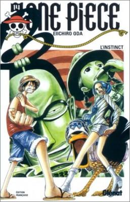 """Afficher """"One piece n° 14 One Piece. 14, L'instinct"""""""