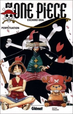 "Afficher ""One piece n° 16 One Piece. 16, Perpétuation"""