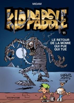 """Afficher """"Kid Paddle n° 11 Le retour de la momie qui pue qui tue"""""""