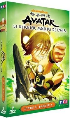 """Afficher """"Avatar, le dernier maître de l'air n° Livre 2, partie 2"""""""