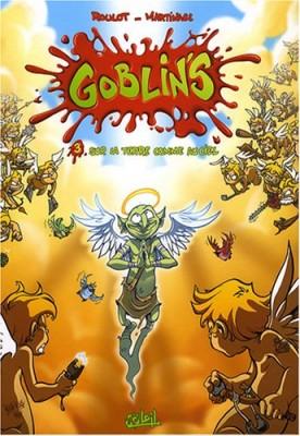 """Afficher """"Goblin's n° 3 Sur la terre comme au ciel"""""""