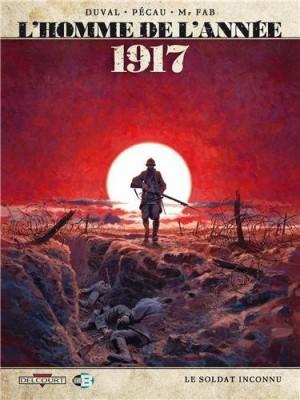 """Afficher """"L'homme de l'année n° 1 1917"""""""