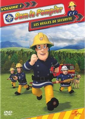 """Afficher """"Sam le Pompier n° 1 Les règles de Sécurité"""""""