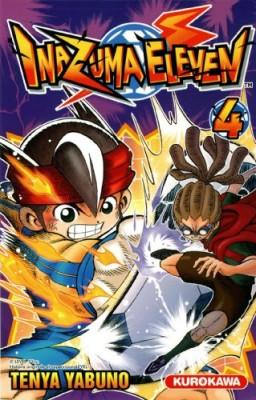 """Afficher """"Inazuma eleven n° 4"""""""