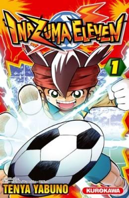 Couverture de Inazuma eleven n° 1 : 1.