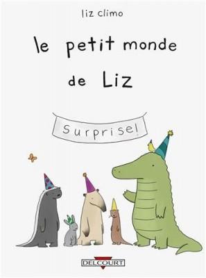 vignette de 'Le petit monde de Liz (Liz Climo)'
