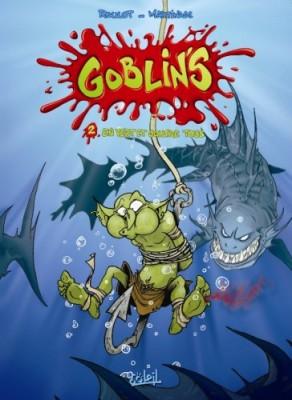 """Afficher """"Goblin's n° 2 En vert et contre tous"""""""