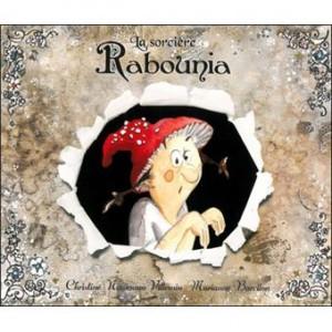 """Afficher """"La sorcière Rabounia"""""""