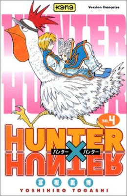 "Afficher ""Hunter x Hunter. n° 4 Hunter x Hunter"""