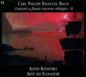"""Afficher """"Concerti a flauto traverso obligato, vol. 2"""""""