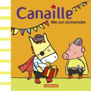 """Afficher """"CanailleCanaille fête son anniversaire"""""""