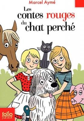 """Afficher """"Contes rouges du chat perché (Les)"""""""