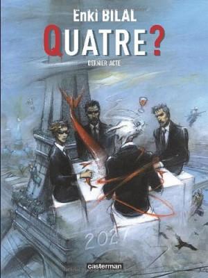 """Afficher """"Le Sommeil du monstre n° 4 Quatre ?"""""""