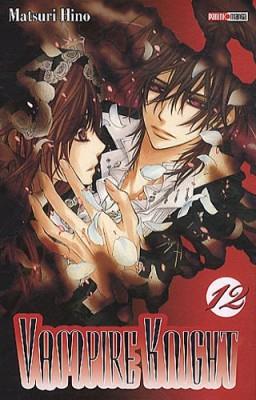 """Afficher """"Vampire Knight n° 12 Vampire knight"""""""