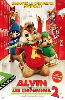 "Afficher ""Alvin et les Chipmunks 2"""