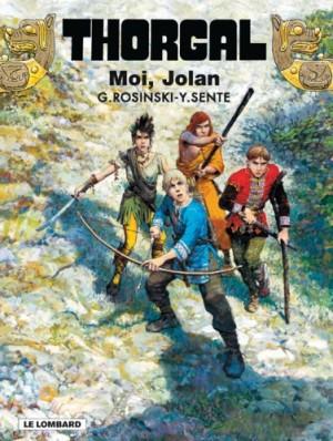 "Afficher ""Thorgal n° 30 Thorgal : Moi, Jolan"""