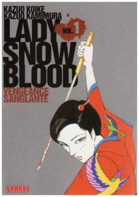"Afficher ""Lady snow blood n° 1 Vengeance sanglante"""